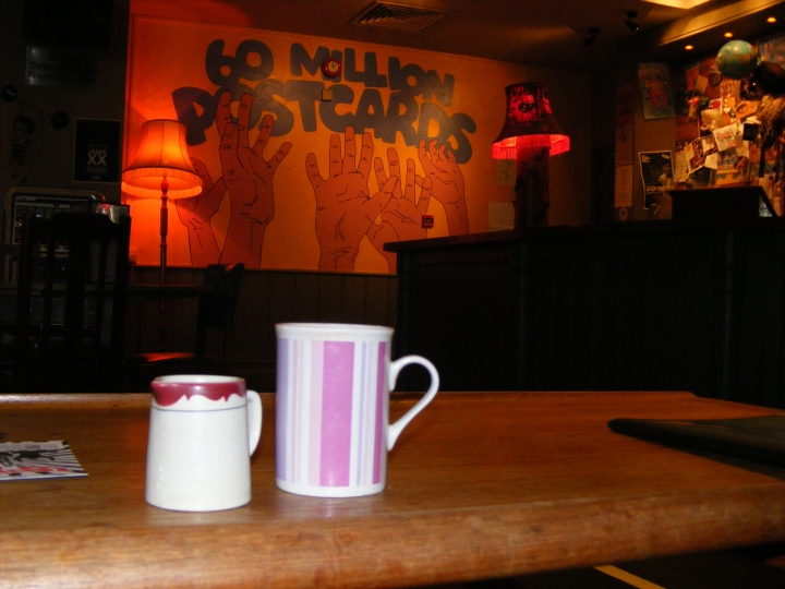 A Cup of Tea in 60 Million Postcards